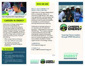 Careers in Energy brochure - San Joaquin-thumbnail