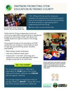 Partners in Promoting STEM Education in Fresno County-thumbnail