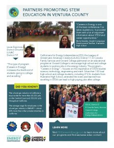 Partners in Promoting STEM Education in Ventura County-thumbnail
