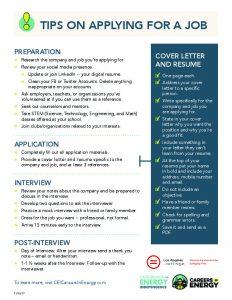Tips on Applying for a Job - LA-thumbnail